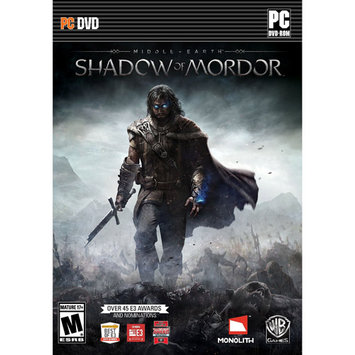 Warner Brothers Middle-earth: Shadow of Mordor PC Game