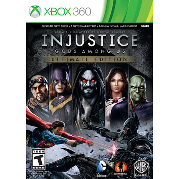 Warner Brothers Injustice: Gods Among Us Ultimate Edition - Xbox 360