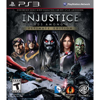 Warner Brothers Injustice - Gods Among Us Ultimate Edition (PlayStation 3)