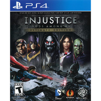 Warner Brothers Injustice: Gods Among Us Ultimate Edition PlayStation 4 Warner Bros.