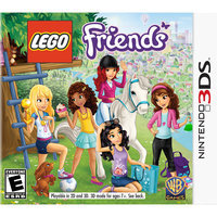Warner Brothers Lego Friends 3DS