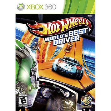 Whg Hot Wheels: World's Best Driver - Xbox 360