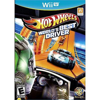 Whg Nintendo Wii U - Hot Wheels: Worlds Best Driver