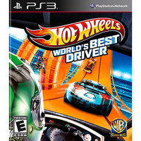 Whg Hot Wheels: World's Best Driver - Playstation 3
