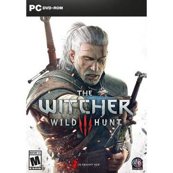 Warner Brothers The Witcher 3: Wild Hunt PC Game