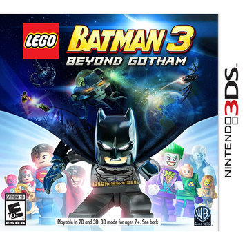 Warner Brothers Lego Batman 3: Beyond Gotham - Nintendo 3ds