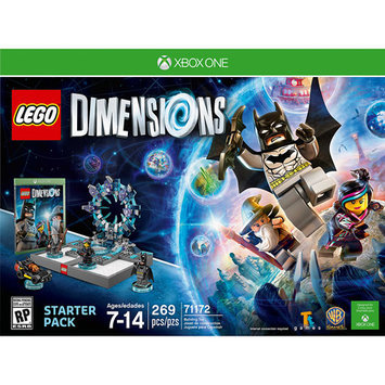 Warner Brothers Lego Dimensions Starter Pack - Xbox One