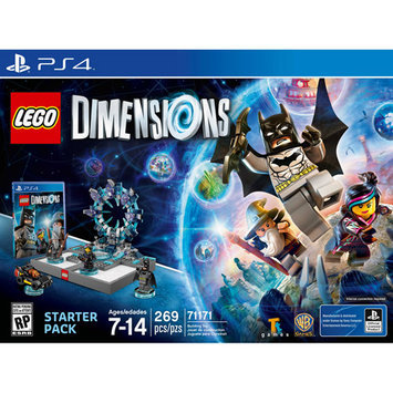 Rgc Redmond PlayStation 4 - LEGO Dimensions - Starter Pack (71171)