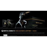 Warner Brothers Mortal Kombat X Kollector's Edition By Coarse - Playstation 4