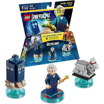 Warner Brothers LEGO Dimensions Level Pack- Dr. Who