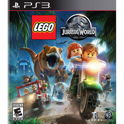 Whv Games PS3 - LEGO Jurassic World