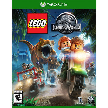 Warner Brothers Lego Jurassic World - Xbox One