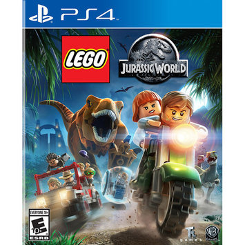 Warner Brothers Lego Jurassic World - Playstation 4