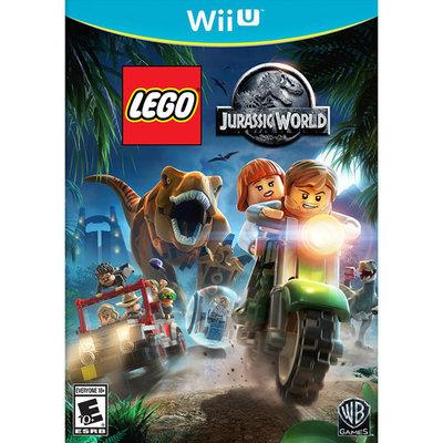 Warner Brothers Lego Jurassic World - Nintendo Wii U