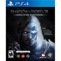 Warner Brothers Middle-earth: Shadow Of Mordor Game Of The Year Edition - Playstation 4