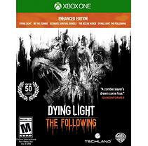 Whv Games Dying Light: The Following XBox One [XB1] (Enhanced Edition)