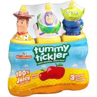 TummyTickler Disney Character Top Apple Juice, 6 fl oz, 3 count