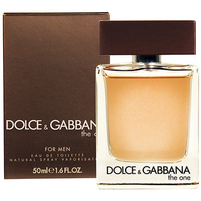 Dolce & Gabbana The One for Men Eau de Toilette, 1.6 fl oz