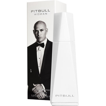 Pitbull Woman Eau de Toilette Spray, 1 fl oz