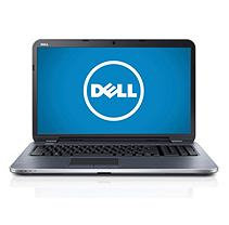 Dell Inspiron 17R Laptop Computer, Intel Core i7-3537U, 8GB Memory, 1TB Hard Drive