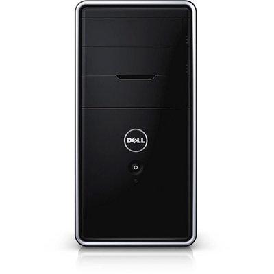 Dell Inspiron 3000 I3847-6161bk Desktop Computer - Intel Core I5 I5-4460 3.20 Ghz - Mini-tower - Black - 12GB RAM - 2TB Hdd - Dvd-writer - Intel Hd Graphics 4600 - Windows 8.1 64-bit (i3847-6161bk)
