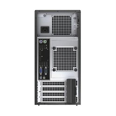 Dell Optiplex 7020 Desktop Computer - Intel Core I5 I5-4590 3.30 Ghz - Mini-tower - 4GB RAM - Dvd-writer - Windows 7 Professional (998-bfzv)