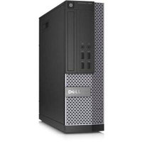 Dell Optiplex 7020 Desktop Computer - Intel Core I5 I5-4590 3.30 Ghz - Small Form Factor - 4GB RAM - Windows 7 Professional (998-bfzs)