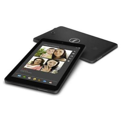 Dell Venue 7 16GB Tablet - 7 - In-plane Switching [ips] Technology - Wireless Lan - Intel Atom Z3460 - 1GB RAM - Android 4.4 Kitkat - Slate - 1280 X 800 Multi-touch Screen Display (462-9786 3)