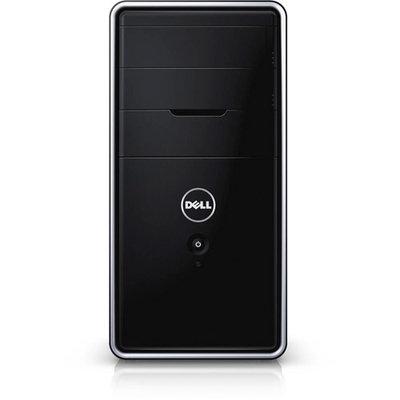 Dell Inspiron 3000 i3847-6617BK Desktop Computer - Intel Core i5 i5-4460 3.20 GHz - Mini-tower - Black