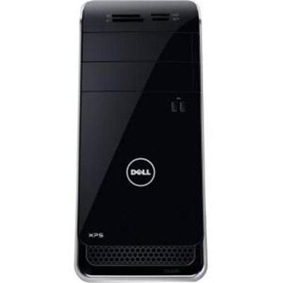 Dell Xps 8700 Desktop Computer - Intel Core I7 I7-4790 3.60 Ghz - Mini-tower - Black - 12GB RAM - 1TB Hdd - 32GB Ssd - Dvd-writer - Nvidia Geforce Gtx 745 - 4GB Graphics - Windows (x8700-2190blk)