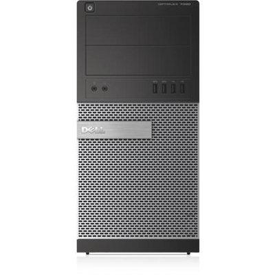 Dell Optiplex 7020 Desktop Computer - Intel Core I7 I7-4790 3.60 Ghz - Mini-tower - 8GB RAM - 500GB Hdd - Dvd-writer - Amd Radeon R5 240 - Windows 7 Professional - 11 X Total Number Of USB (vwdy2)