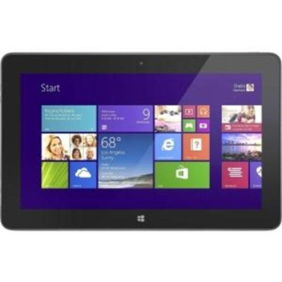 Dell Venue 11 Pro 7000 7140 Tablet PC - 10.8in. - In-plane Switching (IPS) Technology - Wireless LAN - Intel Core M 5Y10c Dual-core (2 Core) 800 MHz - Black