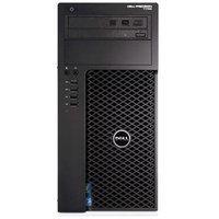 Dell Precision T1700 Mini-tower Workstation - 1 X Processors Supported - 1 X Intel Xeon E3-1241 V3 Quad-core [4 Core] 3.50 Ghz - Black - 8GB RAM - 32GB Maximum RAM - Ddr3 Sdram - 4 X (463-5457)