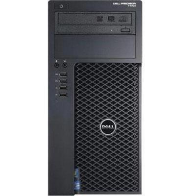 Dell Precision T1700 Mini-tower Workstation - 1 X Intel Xeon E3-1241 V3 3.50 Ghz - 8GB RAM - 1TB Hdd - Dvd-writer - Nvidia Quadro K420 1GB Graphics - Windows 7 Professional (pret1700-5750blk)