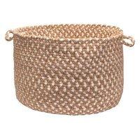 Colonial Mills Confetti Utility Basket Size: 12