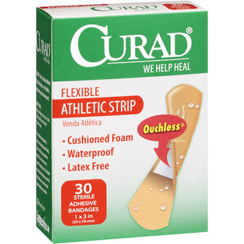 Curad Bandages and Dressings Athletic Strips - Bandage, Athletic