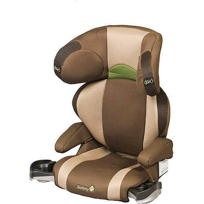 Safety 1st - Boost Air Protect Booster Car Seat, Olive Branch