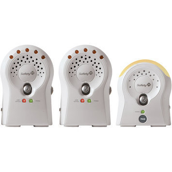Safety 1st Sure Glow Audio Monitor (2rx) MO068