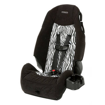 Cosco High-Back Booster Car Seat, Zahari