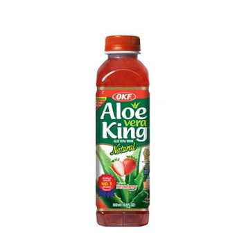 OKF AVK060 Aloe King Peach 1.5 Liter - Case of 12
