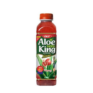 OKF AVK050 Aloe King Strawberry 1.5 Liter - Case of 12