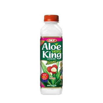 OKF AVK410 Aloe King Orange 500 ml. - Case of 20