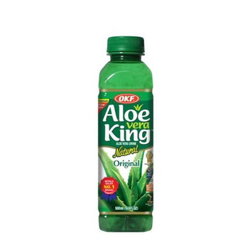 OKF AVK340 Aloe King Pomegranate 500 ml. - Case of 20