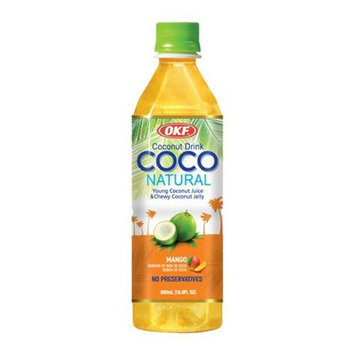 OKF OKF060 Coco Mango 500 ml. - Case of 20