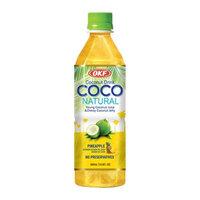 OKF OKF070 Coco Pineapple 500 ml. - Case of 20
