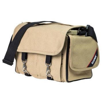 Domke Journalist Chronicle DSLR Camera Bag (Khaki/Canvas)