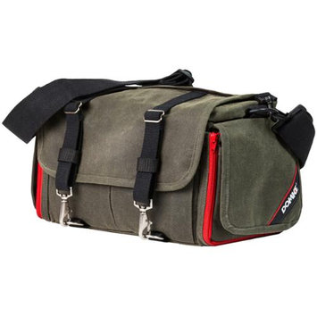Domke Journalist Ledger Ruggedwear DSLR Camera Bag (Military/Black)