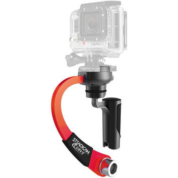 SteadiCam Curve Stabilizer for GoPro Hero, Hero2 and Hero3, Blue