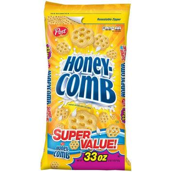 Bags Post Honey-comb Cereal, 33 oz Bag
