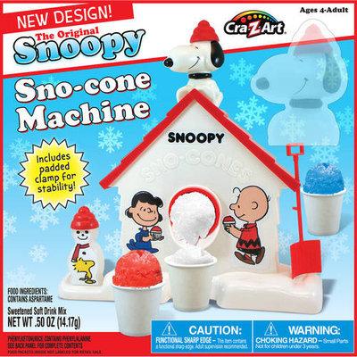 Cra-Z-Art Original Snoopy Sno-cone Machine
